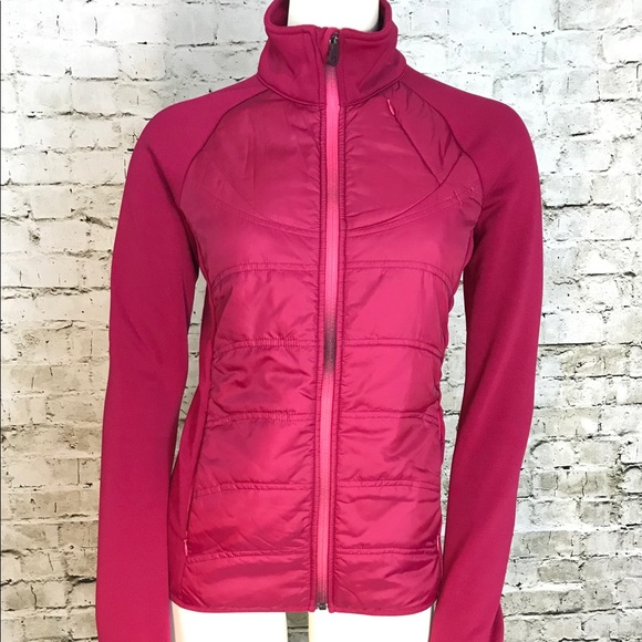 Athleta Jackets & Blazers - Athleta Full Zip Jacket Size XS Pink